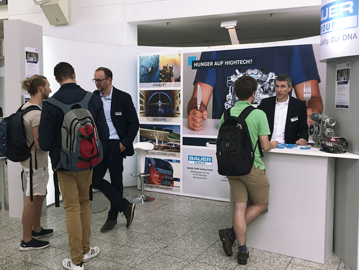 BAUER GROUP at IKOM 2018, Munich