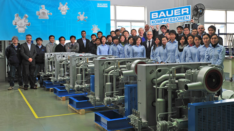 BAUER China Team