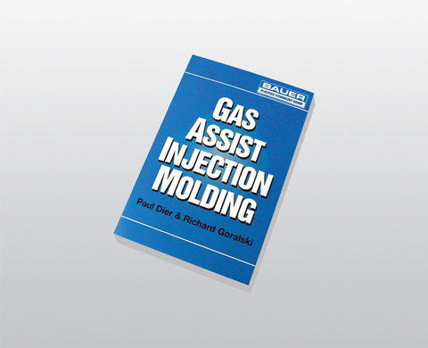 BAUER reference guide for gas injection moulding