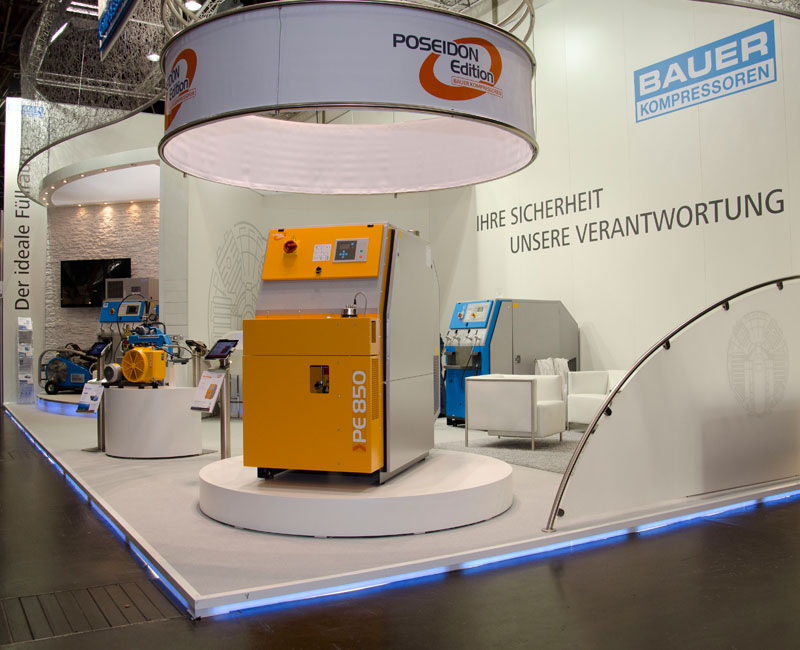 BAUER presented product highlights in Düsseldorf